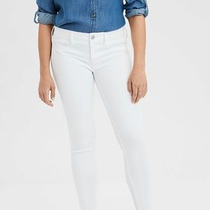 X-Long AE Ne(X)t Level Jegging - White